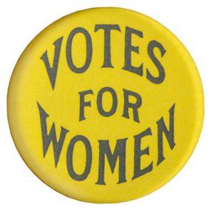Votes For Women Magnet