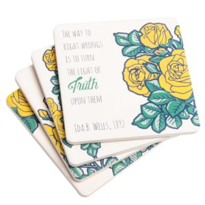Votes For Women Coasters