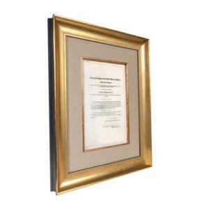 19th amendment framed