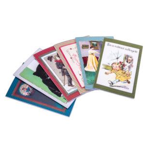 Vintage Art Greeting Cards