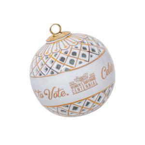 19th Amendment Centennial Ornament